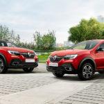 Renault Logan Stepway видеообзор