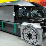 Обзор Renault EZ-Pro. Благодаря этой машине скоро не будет пробок.