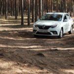 Renault Logan 2 (Рестайлинг 2018)