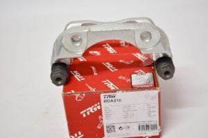 Скоба тормозного суппорта на не вентилируемый диск Dacia Logan (TRW BDA210)