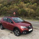 Renault Logan Sepway в версии City с вариатором