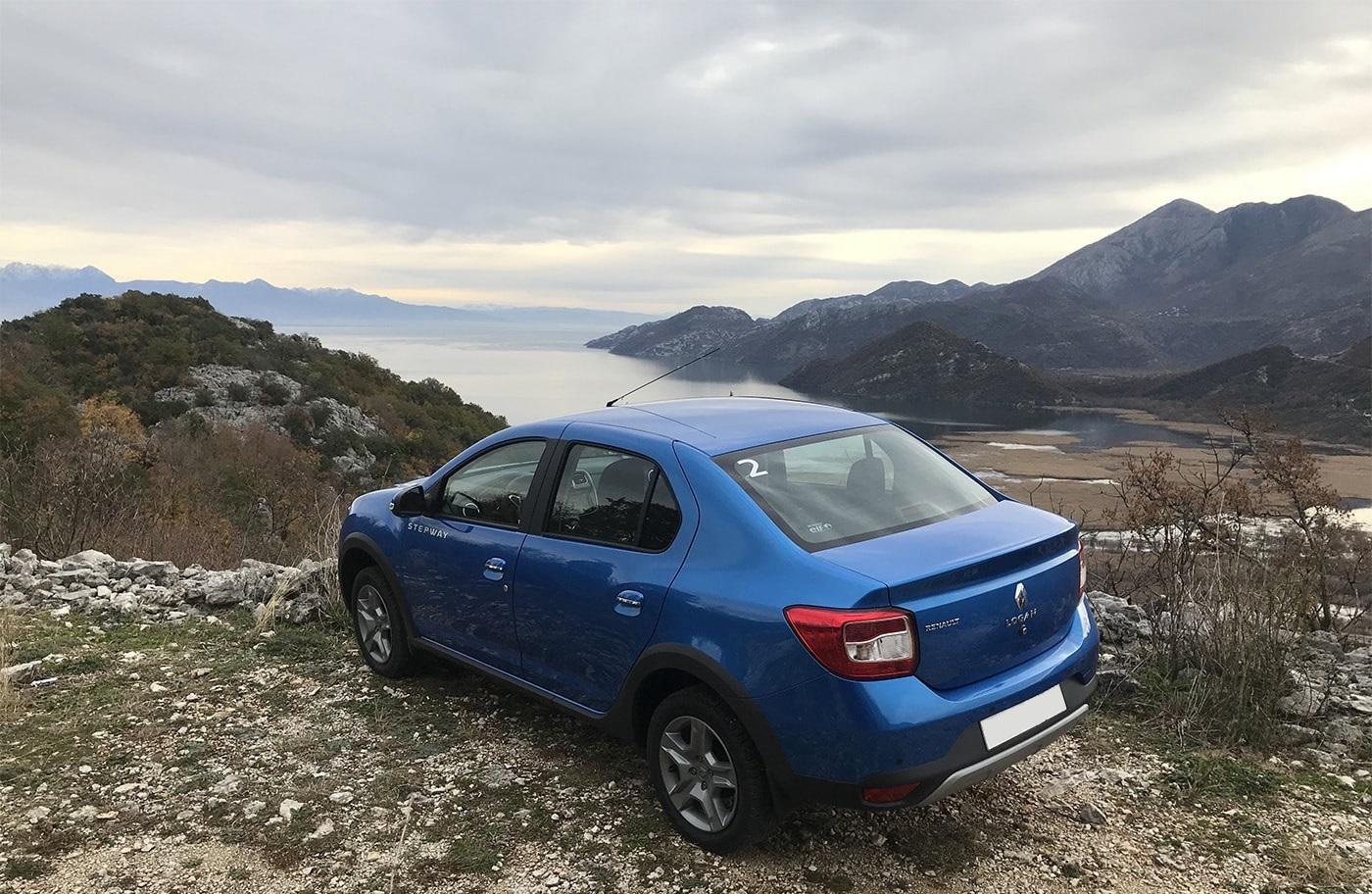 Тест драйвы новых автомобилей Renault Logan