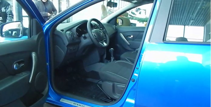 Renault Logan Stepway первый обзор