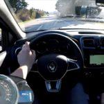 Тест-Драйв Renault Logan Stepway от первого лица