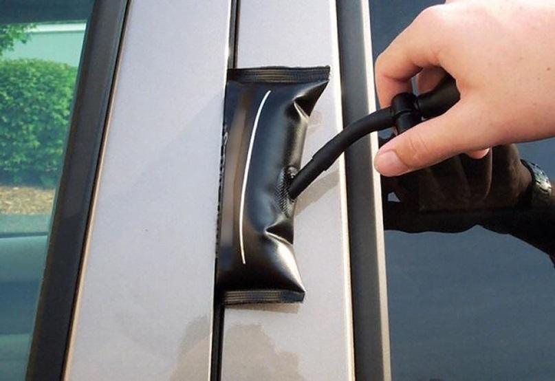 Как открыть машину если потерял или забыл ключи внутри