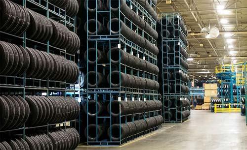 Хранение шин: почему важно организовать процесс правильно?