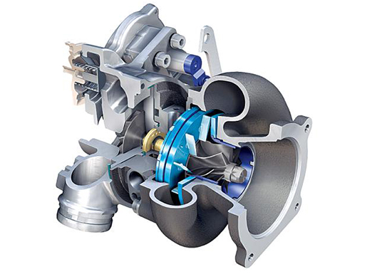 Ремонт турбин - турбокомпрессор