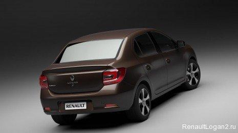 Renault Logan по-бразильски