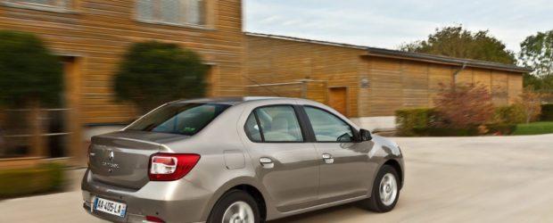 Renault Logan в новом кузове