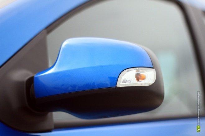 Зеркала в цвет кузова появляются в комплектации Privilege. Теперь в них есть повторители поворотников!