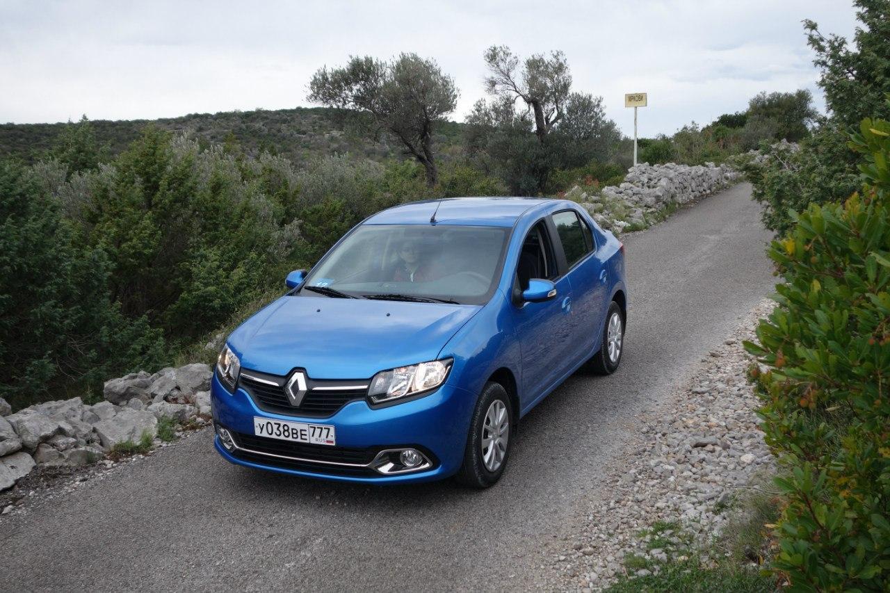 Отзывы о автомобиле Renault Logan 2