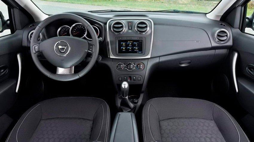 Тюнинг салона Renault Logan 2