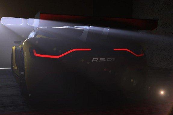 Renault Sport-х RS 01
