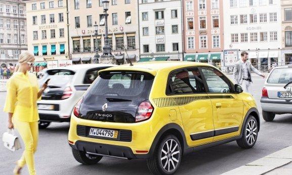 Renault Twingo 2015