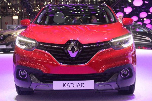 Дебют Renault Kadjar на Женевском автосалоне