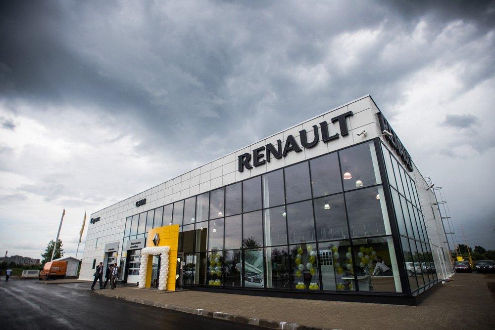 Renault верит в Российский рынок