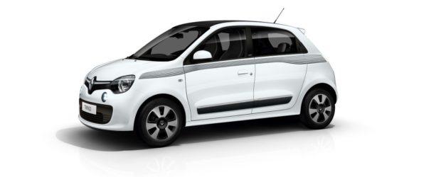 Внешний вид Renault Twingo Limited Edition