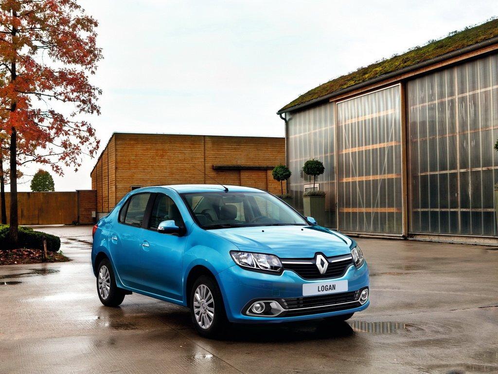 Фотографии нового Renault Logan Renault Logan