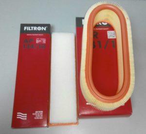 Воздушные фильтры рено логан 8V:  Filtron AP134/10 - с 2012г.  AR131/1 - до 2012г GOODWILL AG3253 c 2012 г. AG3712 до 12 г.