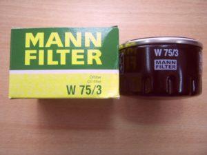 масляный фильтр рено логан