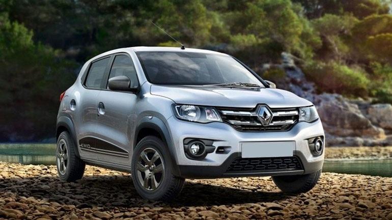 Еще один рестайлинг Renault Kwid