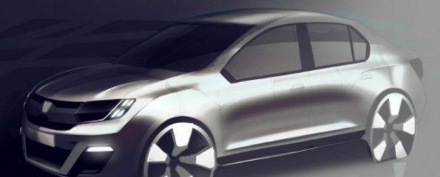 Renault разрабатывает новый седан для стран третьего мира