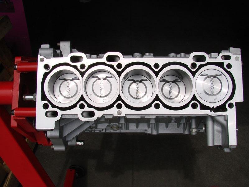 Пятый цилиндр в некоторых автомобильных двигателях