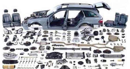 Как выбрать запчасти для автомобиля
