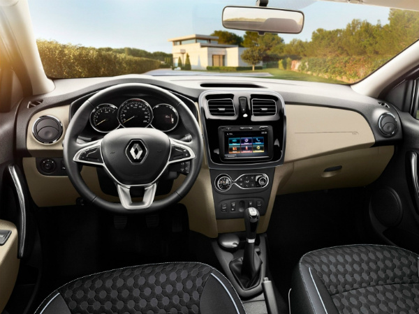 Автомобиль Renault Logan (Рено Логан)