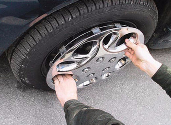 Как выбрать колпаки на колеса?