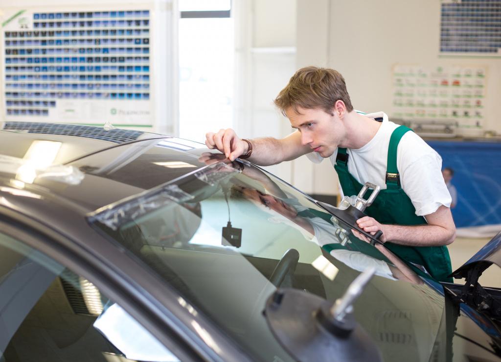 Проверьте автомобиль, прежде чем поехать